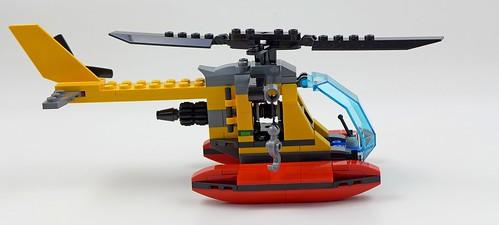 LEGO City Jungle 60161 Jungle Exploration Site 53