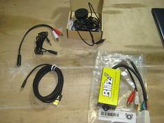 2001-2006 Acura MDX Blitz Safe AUX Audio Input Adapter Installation