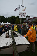 Annual Charity Boat Auction - Labor Day weekend