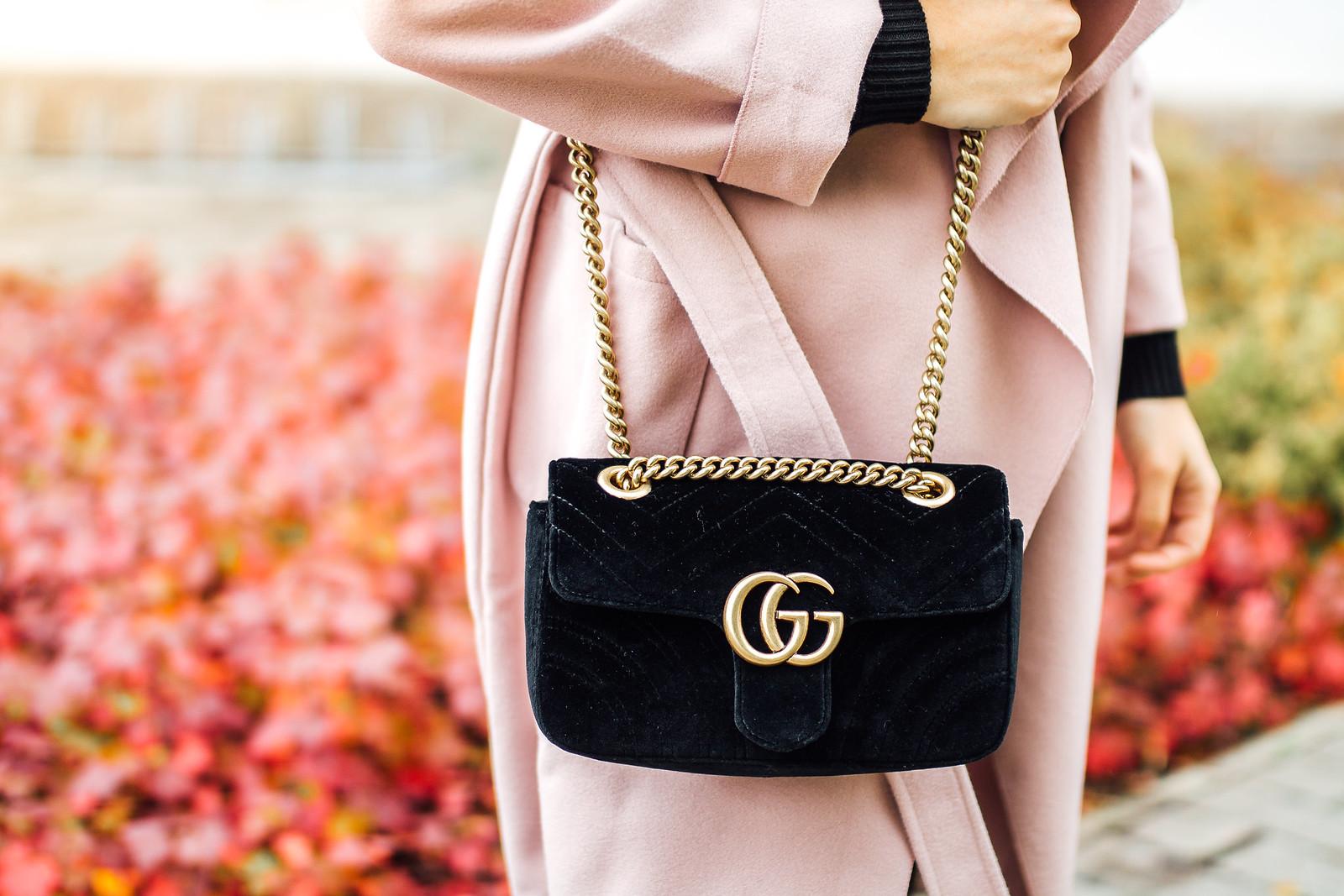 guccin musta laukku
