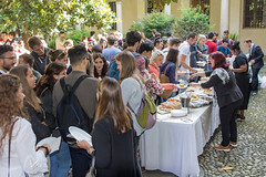 International students welcome day
