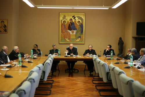 Ad limina visit Bolivian Episcopal Conferenece
