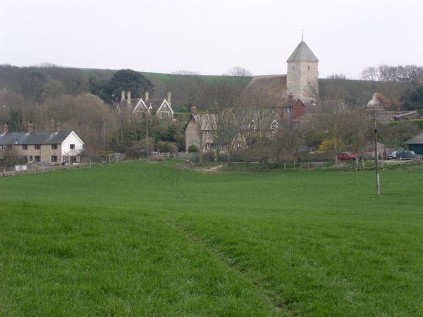 Bishopstone Village