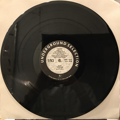 V.A.:DMC(UNDERGROUND SELECTION 1:93)(RECORD SIDE-A)