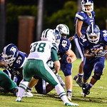 BHS v DFHS Varsity Football Homecoming, 9/29
