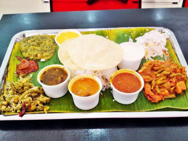 Economic Rice (Indian) / Thali, South Indian
