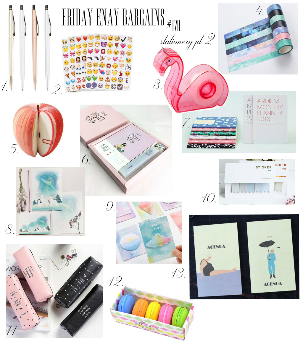 eBay cheap stationery