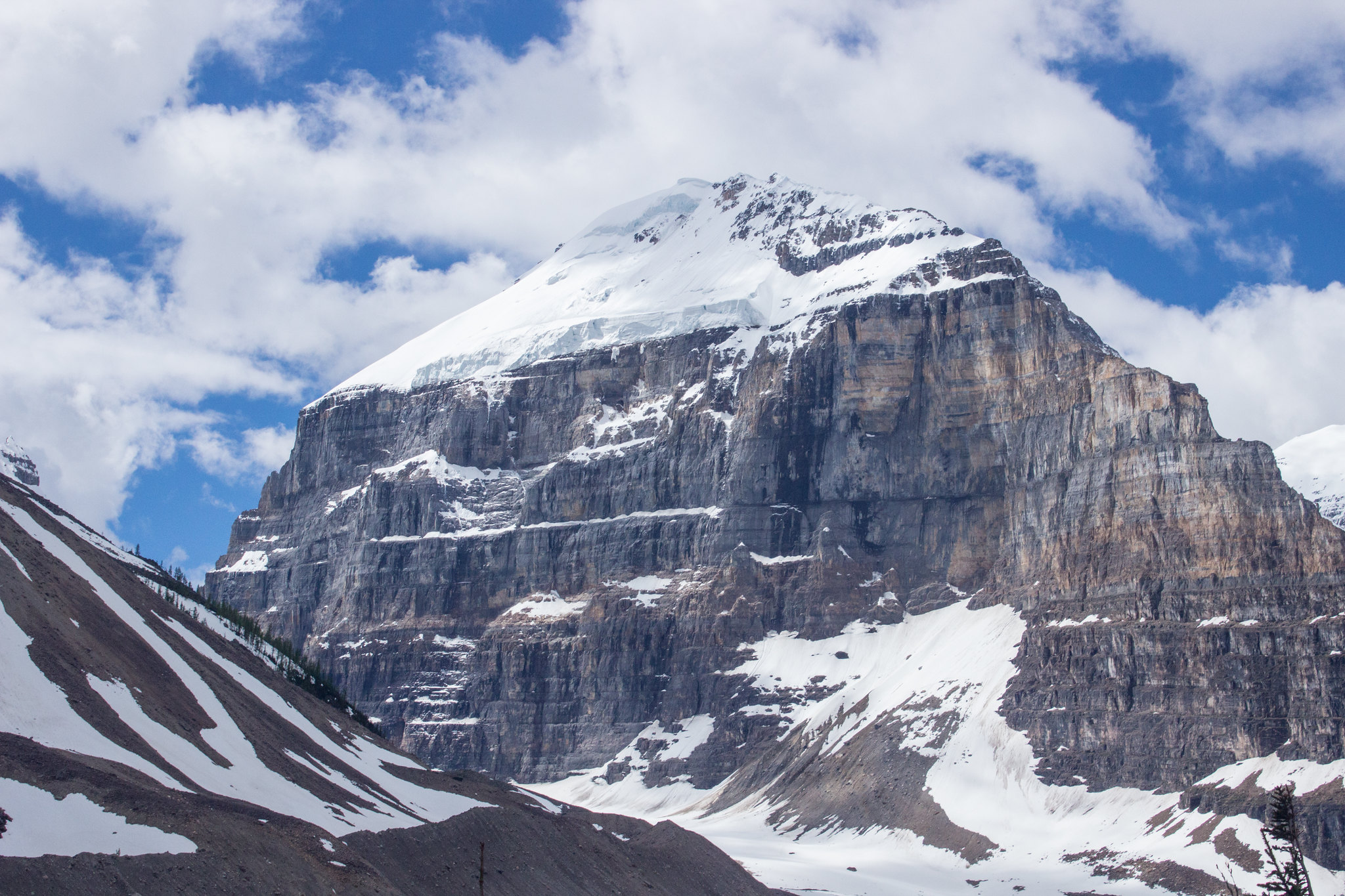 Mount Lefroy Plain of Six Glaciers