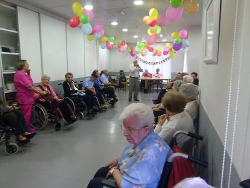 103 urte bete ditu Pilar Garaiburuk