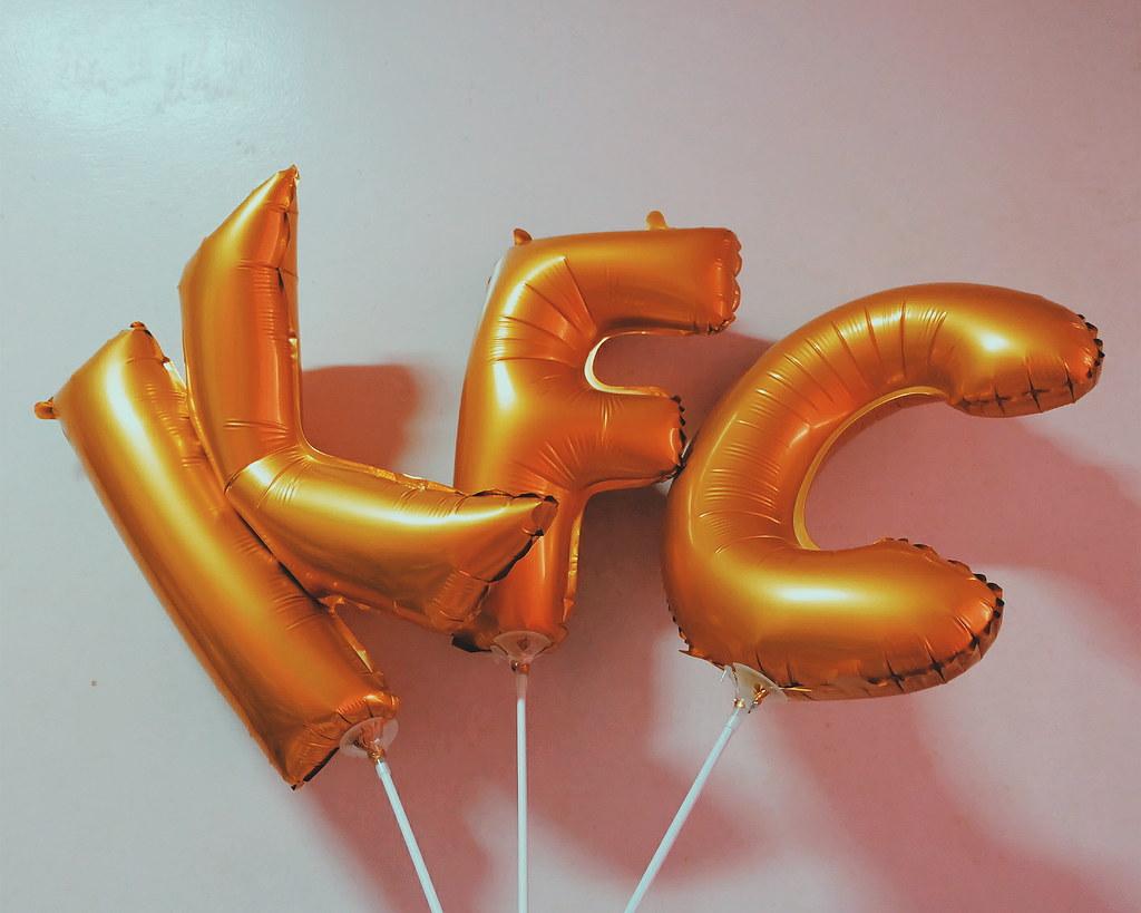 KFC Promo #KFCDeliveryFansDay