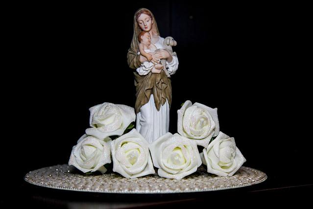 Virginem et puerum Jesum