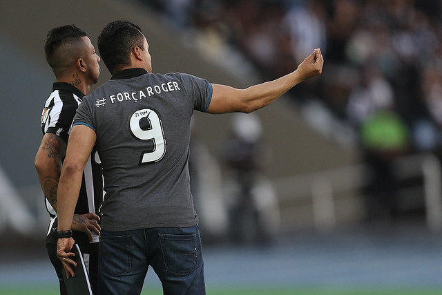 O CRÉDITO DA FOTO É OBRIGATÓRIO: Vítor Silva/SSPress/Botafogo