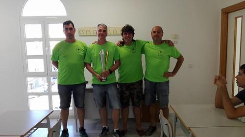 Campeonato Comarcal de Ajedrez por Equipos 2017