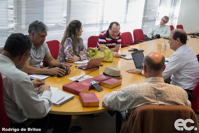 Reunião Extraordinária | Sede Nacional