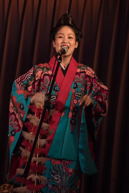 ネーネーズ Nenez live at 島唄, Naha Okinawa, 10 Aug 2017 -00279