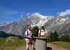 I Protty e il Monte Bianco