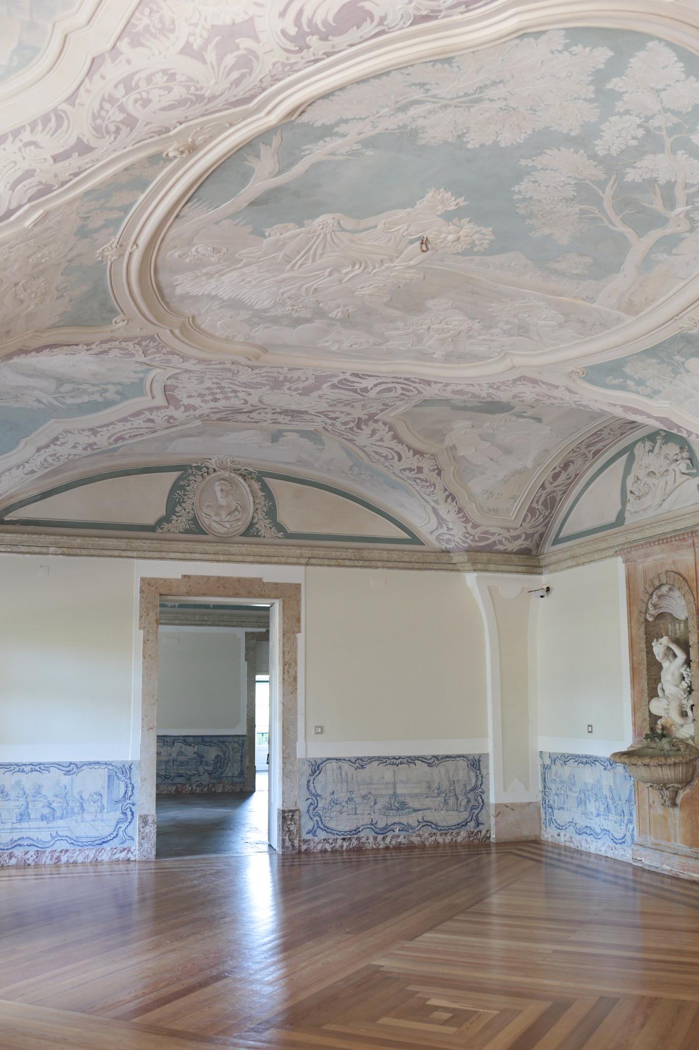 Jardim do Palácio do Marquês de Pombal