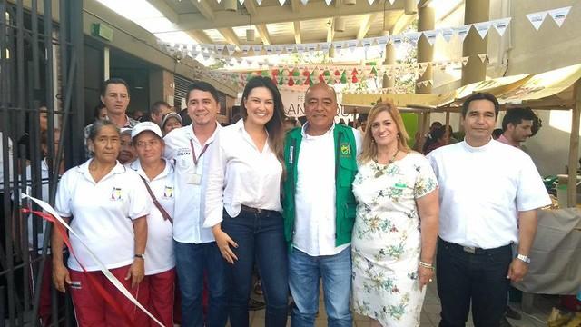 Feria de servicios Nordeste -Yolombó