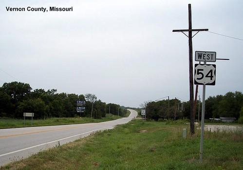 Vernon County MO
