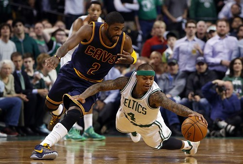 NBA: Playoffs-Cleveland Cavaliers at Boston Celtics