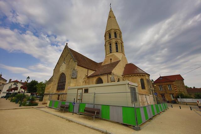 Restauration église Saint-Pierre-Saint-Paul à Orgeval, Canon EOS 5DS, Canon EF 11-24mm f/4L USM