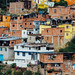 Brick Homes in Favela, Bucaramanga Colombia