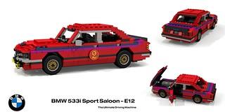 BMW E12 533i Sport (1979)