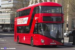 Wrightbus NRM NBFL - LTZ 1420 - LT420 - Not In Service - Go Ahead London - London 2017 - Steven Gray - IMG_5804