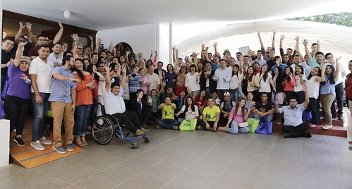 Casa Abierta: Día Nacional e Internacional de la Juventud