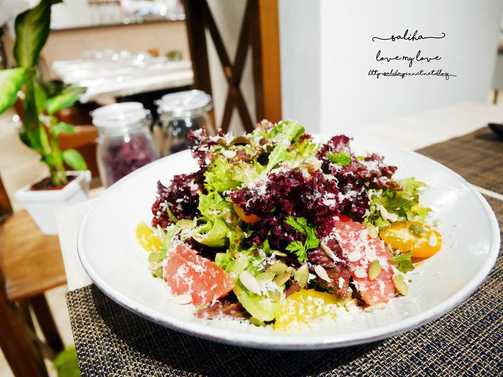 台北藝文餐廳推薦藝集生活西餐排餐下午茶風味料理 (15)
