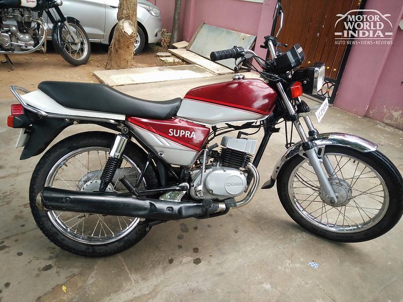 Forgotten Bikes Of India 1 Tvs Suzuki Supra