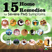 15 Home Remedies for Severe PMS Symptoms