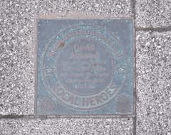 Photo of Bronze plaque number 43620