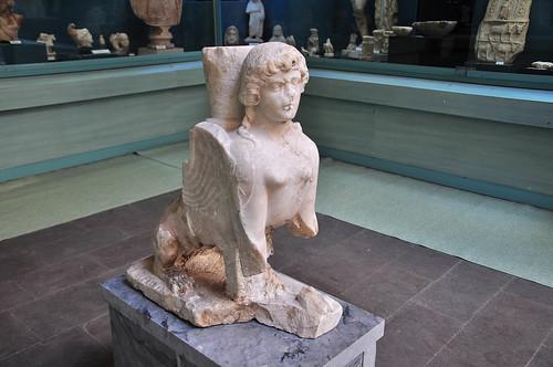 kütahyaarkeolojimüzesi archeology museum kütahya türkiye türkei turchia tr turquie sfenks