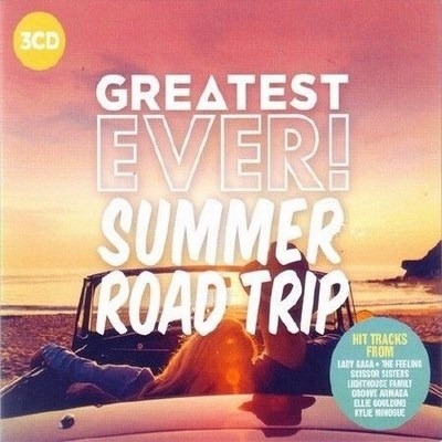 VA - Greatest Ever Summer Road Trip (2017)