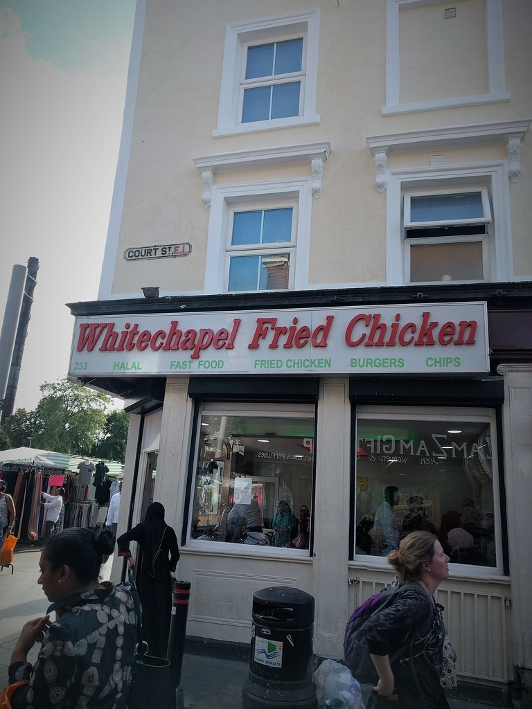 Whitechapel Fried Chicken