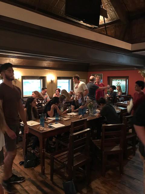 2017 Farewell Dinner