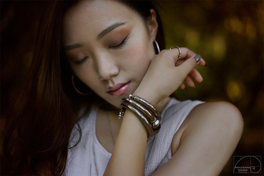 Maquillaje Total con Zi Wang en Retratos36301205074_a34874d337_b