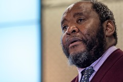 Statistician-General, Dr Pali Lehohla releases Poverty Trends in South Africa report