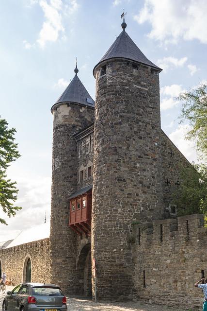 Stadtmauer mit Tor