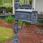 Preston Woodall Mailbox