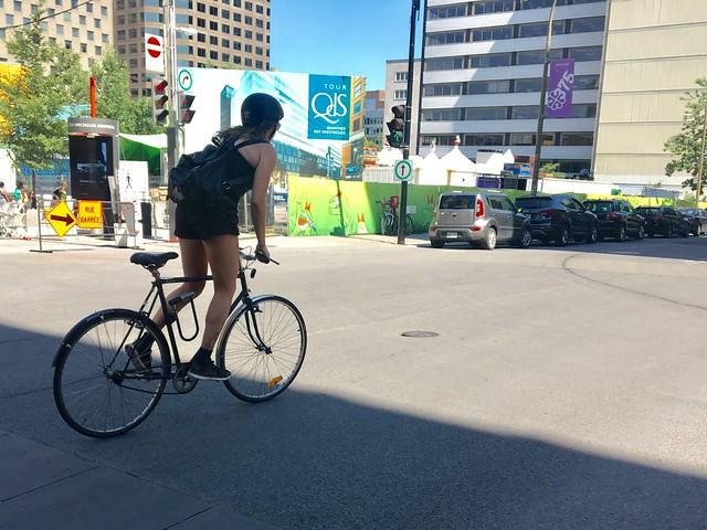 Bike pics from Montréal