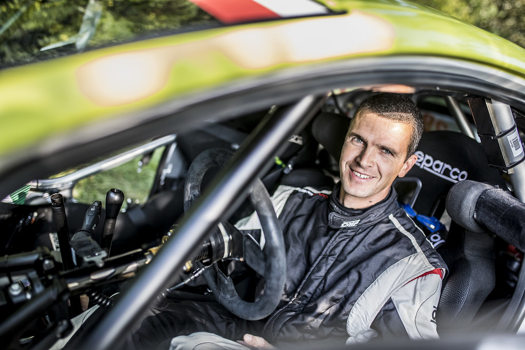 NEMET Laszlo (HUN) SZEGO Anos (HUN) Ford Fiesta R5 ambiance portrait during the 2017 European Rally Championship ERC Barum rally,  from August 25 to 27, at Zlin, Czech Republic - Photo Gregory Lenormand / DPPI