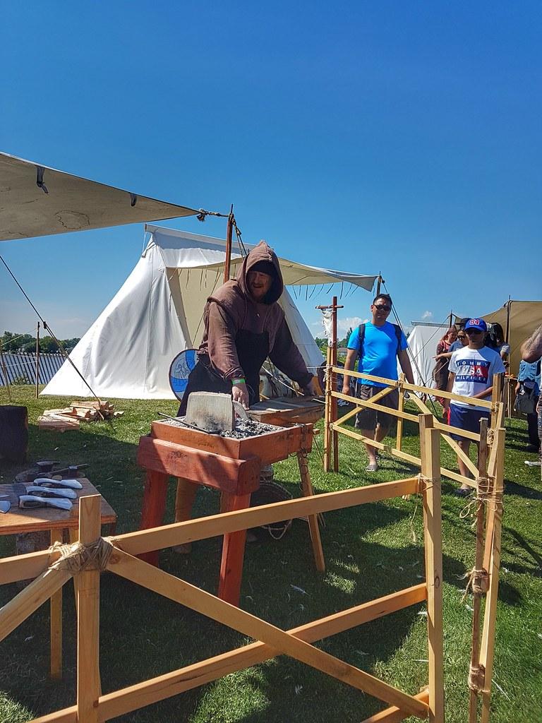 Icelandic Festival Gimli Viking Village 5