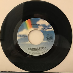 READY FOR THE WORLD:LOVE YOU DOWN(RECORD SIDE-B)