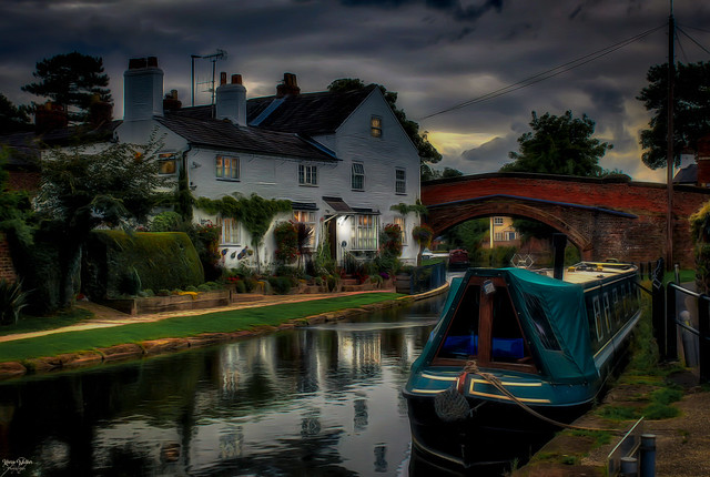 Life on the Towpath