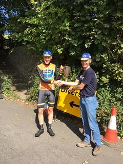 2017 - DPCC Hill climb winner