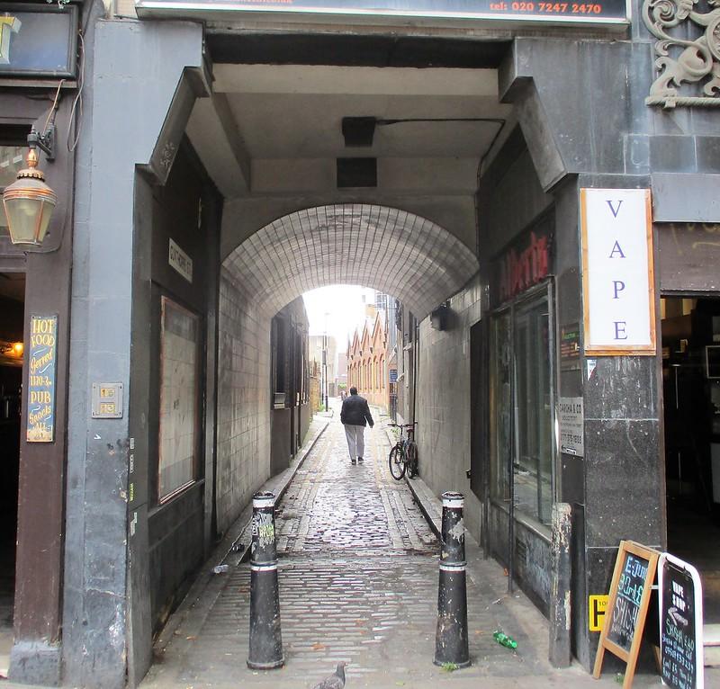 Gunthorpe Street Arch