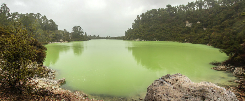 waiotapu nationalpark