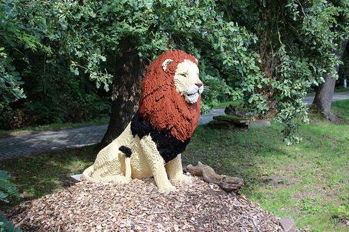 LEGO lion
